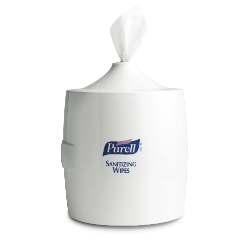 GoJo PURELL Sanitizing Wipes Wall Dispensers SKU#GOJ9019-01, GoJo PURELL Sanitizing Wipes Wall Dispenser SKU#GOJ9019-01