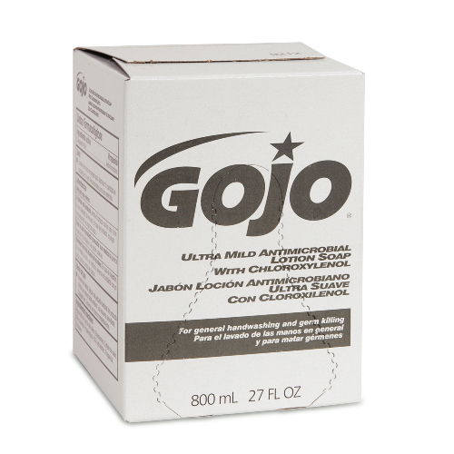 GoJo Ultra Mild Antimicrobial Lotion Soaps w Chloroxylenol SKU#GOJ9212-12, GoJo Ultra Mild Antimicrobial Lotion Soap With Chloroxylenol SKU#GOJ9212-12