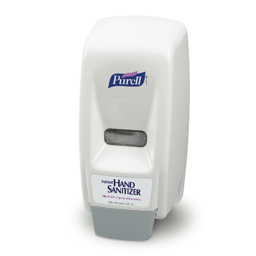GoJo PURELL 800 Series Dispensers SKU#GOJ9621-12, GoJo PURELL 800 Series Dispenser SKU#GOJ9621-12