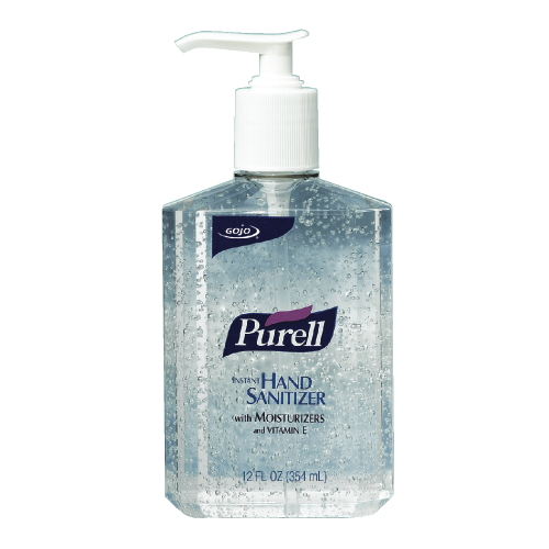 GoJo PURELL Pump Bottle SKU#GOJ9652-12, GoJo PURELL Pump Bottles SKU#GOJ9652-12