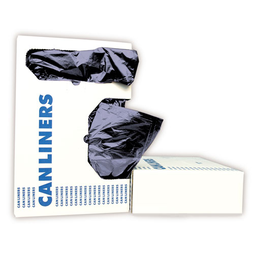 45 Gal Blue Individual Heavy-Duty Trash Bag SKU#HERZ8048EXH, Heritage Bag 45 Gal Blue High Density Individual Trash Bags 19 Micron SKU#HERZ8048EXH