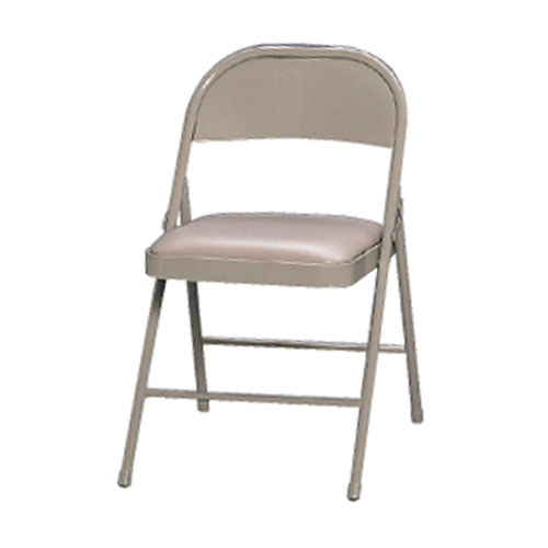 hon steel folding chair w padded seat sku hnnfc02lbg