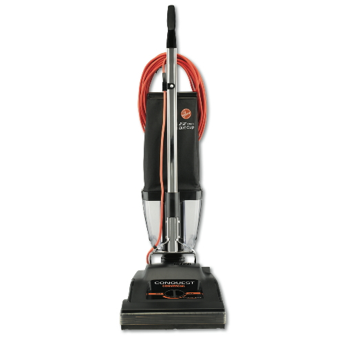 Hoover Conquest C1800-010 Wide Area Bagless Upright Commercial Vacuum Cleaners SKU#HOOC1800-010, Hoover Conquest C1800-010 Wide Area Bagless Upright Commercial Vacuum Cleaner SKU#HOOC1800-010