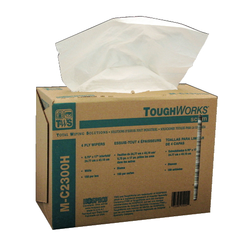 Hospeco Task Brand Glass & Surface Cleaning Wipes SKU#HOSC2300, Hospeco Task Brand Glass & Surface Cleaning Wipes SKU#HOSC2300