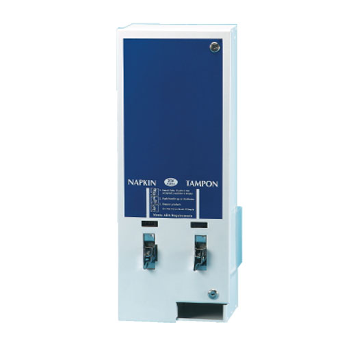 Hospeco E-Vendor Sanitary Napkin-Tampon Dispensers SKU#HOSED1-25, Hospeco E-Vendor Sanitary Napkin-Tampon Dispenser SKU#HOSED1-25