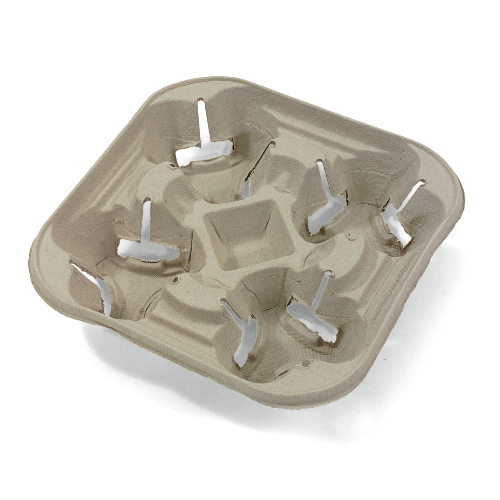 Huhtamaki Strongholder-Chinet Cup Holder Trays SKU#HUH20939, Huhtamaki Strongholder-Chinet Cup Holder Tray SKU#HUH20939