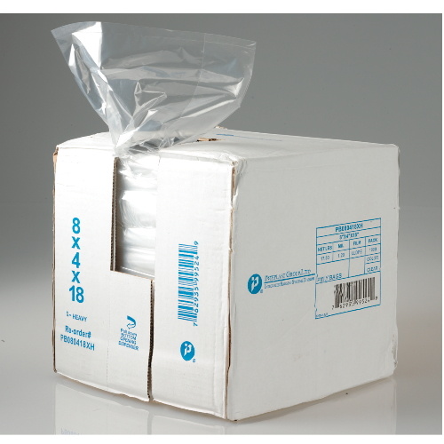 Inteplast Bakery Poly Bag Large SKU#IBSPB050418, Inteplast Bakery Poly Bags Large SKU#IBSPB050418