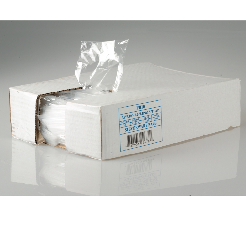 Inteplast Silverware Bag SKU#IBSPB10, Inteplast Silverware Bag SKU#IBSPB10