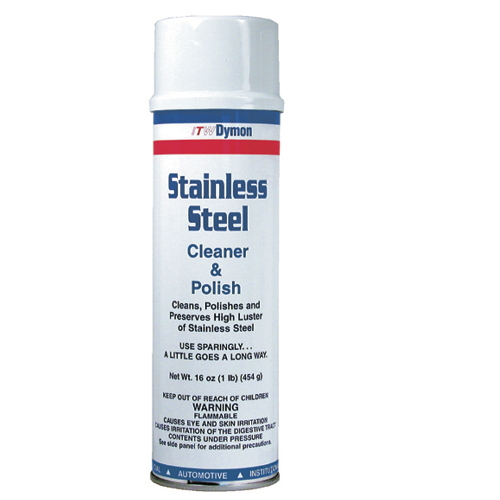 Stainless Steel Cleaner & Polish SKU#DYM20920, ITW Stainless Steel Cleaner & Polish SKU#DYM20920