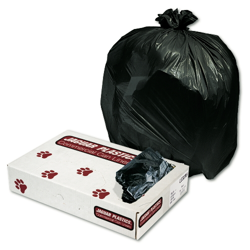 Jaguar LLD Commercial Can Liner SKU#JAGL3858H, Jaguar LLD Commercial Can Liners SKU#JAGL3858H