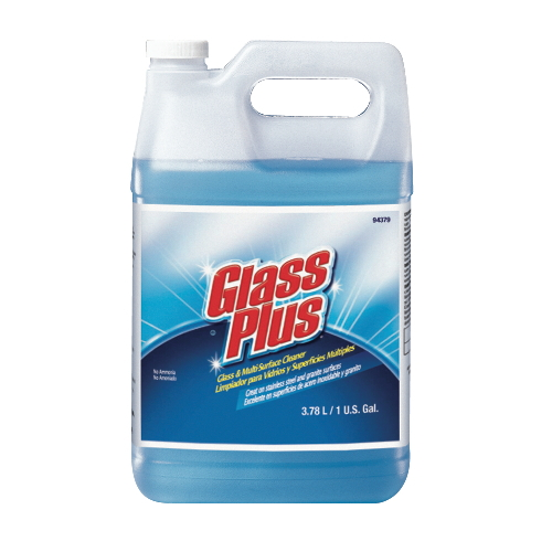 Glass Plus Glass Cleaner SKU#DRK94379, Diversey Glass Plus Glass Cleaner SKU#DRK94379