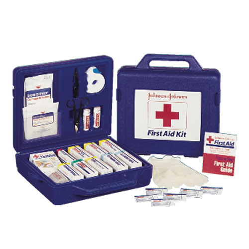 Weatherproof First Aid Kits For up to 25 People SKU#JON8144, Johnson Weatherproof First Aid Kit For up to 25 People SKU#JON8144