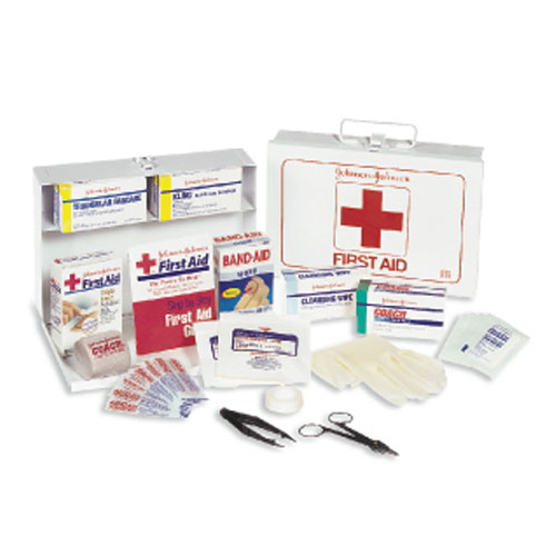 Nonmedicinal First Aid Kits For up to 25 People SKU#JON8161, Johnson Nonmedicinal First Aid Kit For up to 25 People SKU#JON8161