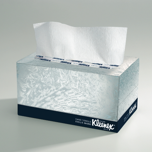 KLEENEX Hand Towel in a POP-UP Box SKU#KCC01701CT, Kimberly Clark KLEENEX Hand Towels in a POP-UPBox SKU#KCC01701CT