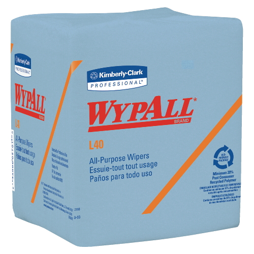 WYPALL L40 Wipers SKU#KCC05776, Kimberly Clark WYPALL L40 Wipers SKU#KCC05776