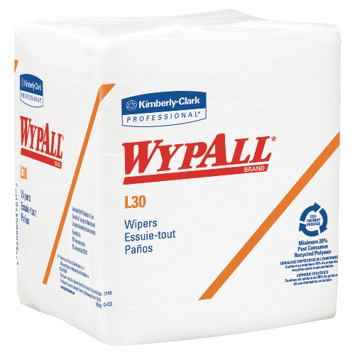 WYPALL L30 Wipers SKU#KCC05812, Kimberly Clark WYPALL L30 Wipers SKU#KCC05812
