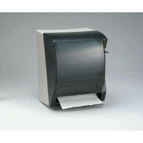 IN-SIGHT Lev-R-Matic Roll Towel Dispensers 1.5 Diameter Core Size SKU#KCC09736, Kimberly Clark IN-SIGHT Lev-R-Matic Roll Towel Dispenser 1.5 Diameter Core Size SKU#KCC09736