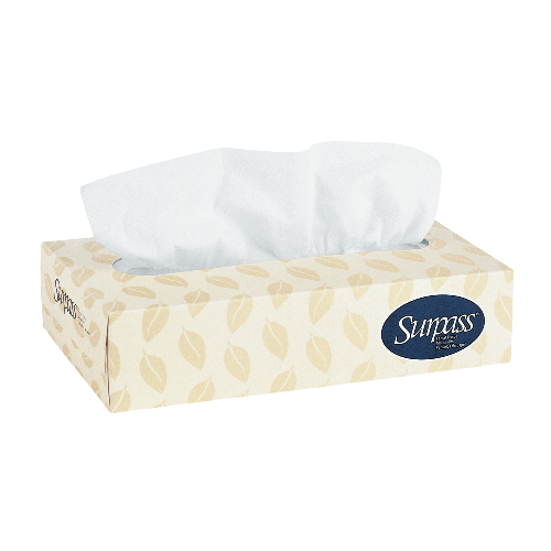 SURPASS Facial Tissues SKU#KCC21390, Kimberly Clark SURPASS Facial Tissue SKU#KCC21390