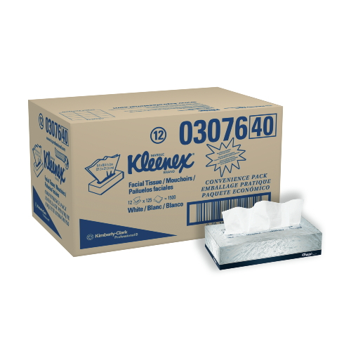 KLEENEX Facial Tissues SKU#KCC21606CT, Kimberly Clark KLEENEX Facial Tissue SKU#KCC21606CT