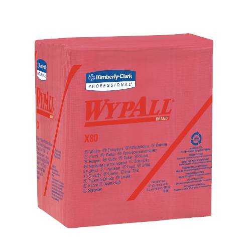 WYPALL X80 Wipers SKU#KCC41029, Kimberly Clark WYPALL X80 Wipers SKU#KCC41029