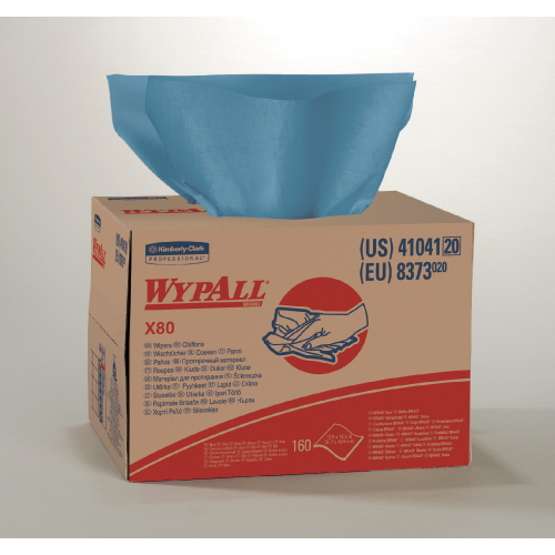WYPALL X80 Wipers SKU#KCC41041, Kimberly Clark WYPALL X80 Wipers SKU#KCC41041