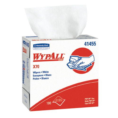 WYPALL X70 Wipers SKU#KCC41412, Kimberly Clark WYPALL X70 Wipers SKU#KCC41412
