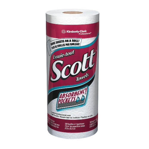 SCOTT Kitchen Roll Towel SKU#KCC41482, Kimberly Clark SCOTT Kitchen Roll Towels SKU#KCC41482