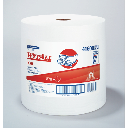 WYPALL X70 Wipers SKU#KCC41600, Kimberly Clark WYPALL X70 Wipers SKU#KCC41600
