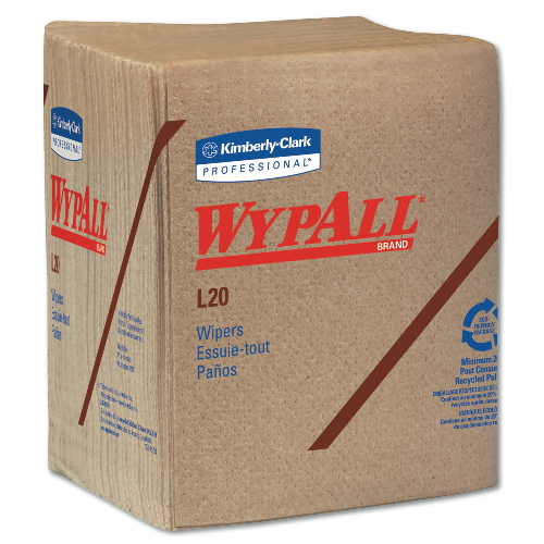 WYPALL L20 Wipers SKU#KCC47000, Kimberly Clark WYPALL L20 Wipers SKU#KCC47000