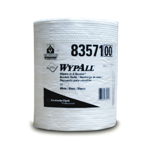 WYPALL Wipers in a Bucket Refill SKU#KCC83571, Kimberly Clark WYPALLWipers in a Bucket Refill SKU#KCC83571