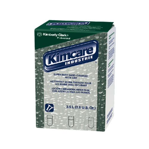 KIMCARE INDUSTRIE Super-Duty Cleansers w Grit SKU#KCC91757, Kimberly Clark KIMCARE INDUSTRIE Super-Duty Cleanser with Grit SKU#KCC91757