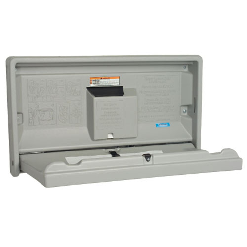 Koala Kare Horizontal Baby Changing Station SKU#KKPKB100-00, Koala Kare Horizontal Baby Changing Station SKU#KKPKB100-00