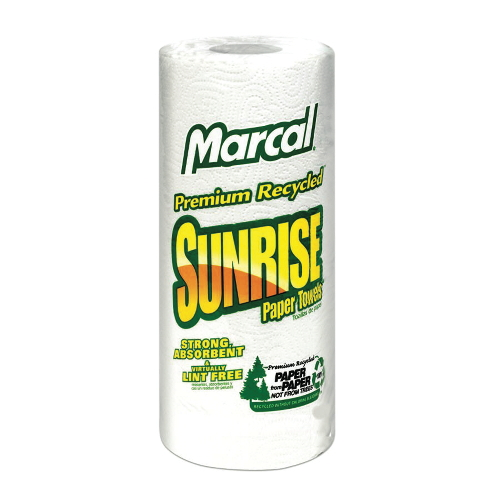 Marcal Sunrise Kitchen Roll Towel SKU#MAC610, Marcal Sunrise Kitchen Roll Towels SKU#MAC610