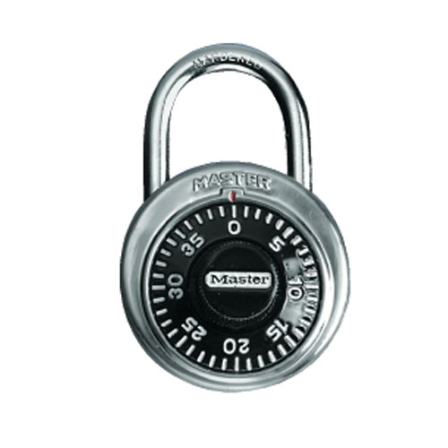 Master Combination Lock SKU#MAS1500D, Master Combination Lock SKU#MAS1500D