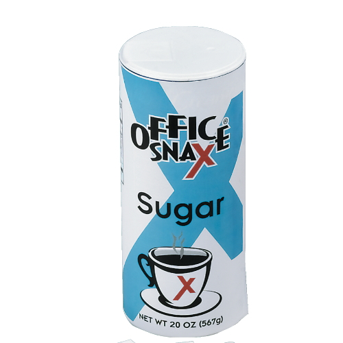 Office Snax Sugar & Creamer Canister SKU#OFS00019CT, Office Snax Sugar & Creamer Canisters SKU#OFS00019CT
