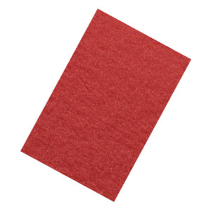 Pacific Floorcare 14x28in Red Scrub Floor Pads SKU#PAC-555949, Pacific Floorcare 14x28in Red Scrub Floor Pads SKU#PAC-555949