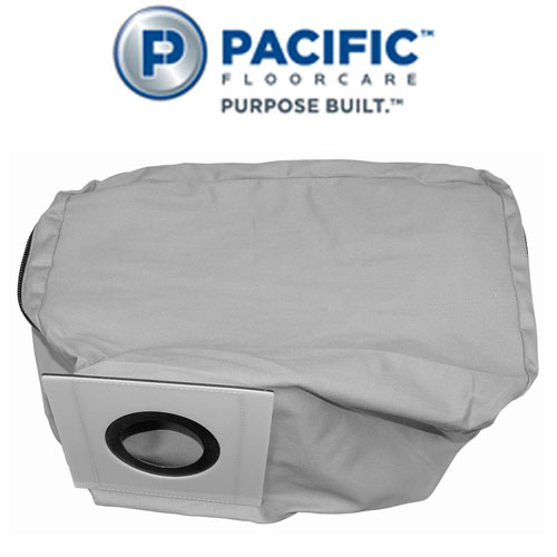 Pacific WAV-30 Wide Area Vacuum Cleaners Accessory Cloth Bag SKU#PAC-650601, Pacific WAV-30 Wide Area Vacuum Cleaner Accessory Cloth Bag SKU#PAC-650601