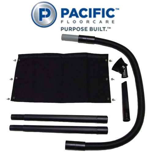 Pacific WAV-26 Wide Area Vacuum Cleaners Accessory Tool Kit SKU#PAC-655003, Pacific WAV-26 Wide Area Vacuum Cleaner Accessory Tool Kit SKU#PAC-655003