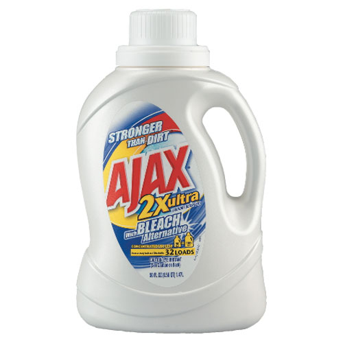 AJAX 2X Ultra Liquid Detergent SKU#PBC49557CT, Phoenix AJAX 2X Ultra Liquid Detergent with SKU#PBC49557CT
