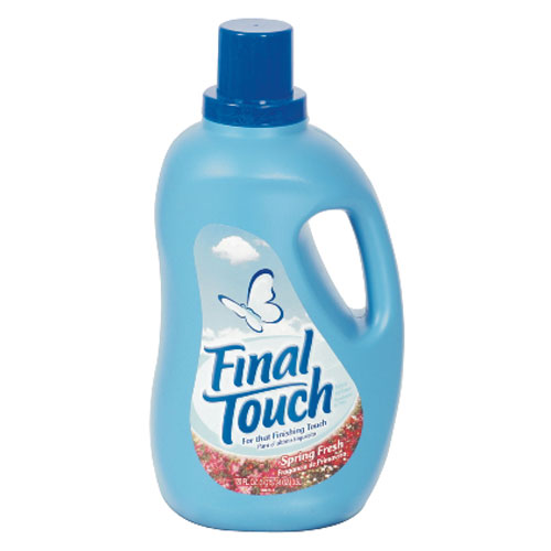 Final Touch Fabric Softener SKU#PBC58420CT, Phoenix Final Touch Fabric Softener SKU#PBC58420CT