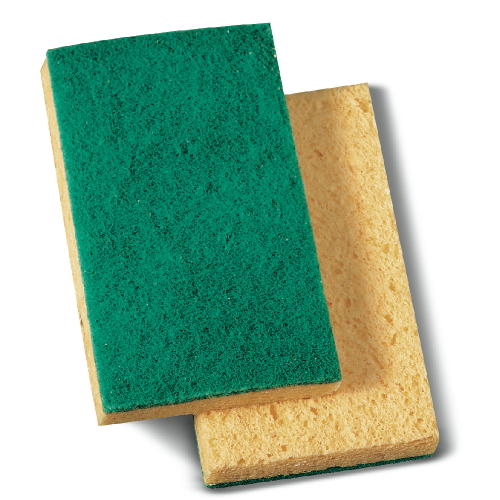 Premiere Medium-Duty Scrubbing Sponges SKU#PAD174, Premiere Medium-Duty Scrubbing Sponge SKU#PAD174