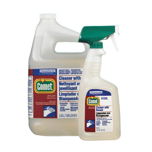 Comet Cleaner w Bleach SKU#PGC02287CT, Procter Gamble Comet Cleaner with Bleach SKU#PGC02287CT