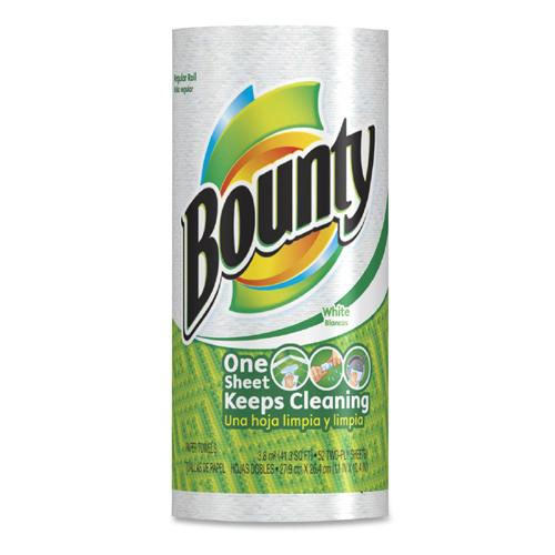Procter Gamble Bounty 2Ply Kitchen Roll Towel - White SKU#PGC28838, Procter Gamble Bounty 2Ply Kitchen Roll Towel - White SKU#PGC28838