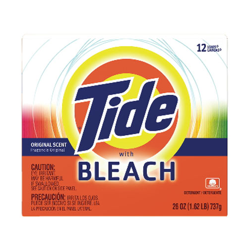 Tide Laundry Detergent w Bleach SKU#PGC32370, Procter Gamble Tide Laundry Detergent with Bleach SKU#PGC32370