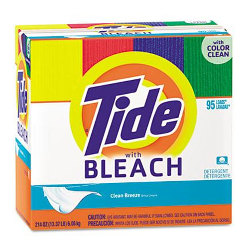 Tide Laundry Detergent w Bleach SKU#PGC42282, Procter Gamble Tide Laundry Detergent with Bleach SKU#PGC42282