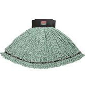 Rubbermaid Commercial Maximizer Microfiber Blend Mop Large Green SKU#RCP1924814, Rubbermaid Commercial Maximizer Microfiber Blend Mop Large Green SKU#RCP1924814