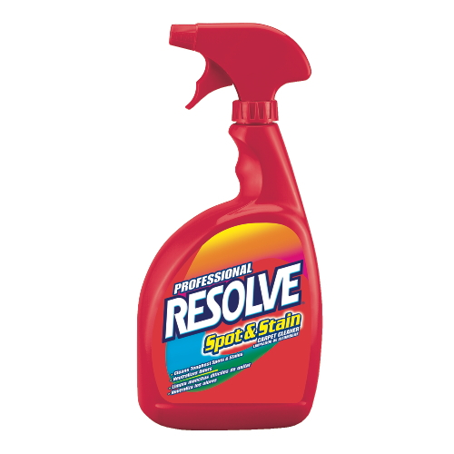 Reckitt Benckiser Professional RESOLVE Spot & Stain Carpet Cleaners SKU#REC97402CT, Reckitt Benckiser Professional RESOLVE Spot & Stain Carpet Cleaner SKU#REC97402CT