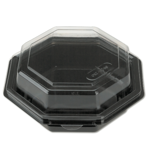 Reynolds Plastic Hinged Lid Carryout Container SKU#REY12096, Reynolds Plastic Hinged Lid Carryout Containers SKU#REY12096