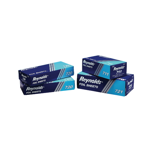 Reynolds Interfolded Foil Sheets SKU#REY720, Reynolds Interfolded Foil Sheets SKU#REY720