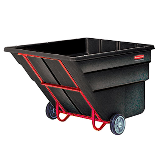 Rubbermaid Tilt Trucks SKU#RCP1035BLA, Rubbermaid Tilt Truck SKU#RCP1035BLA